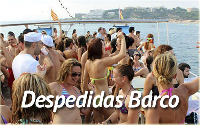Fresh Party Despedidas en Barco