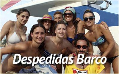 Fresh Party Despedidas en Barco Salou Cambrils